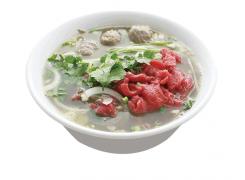 N1 soupe phô spéciale bœuf