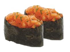 SU9 tartare saumon